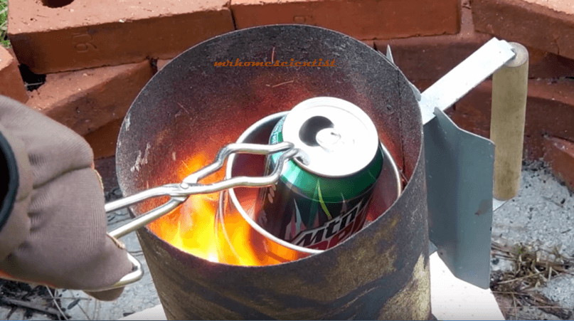 How To Diy Build A Simple And Cheap Aluminum Melting