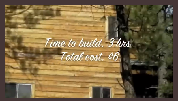 Video Heating Up Your House For Free By Using A Heat