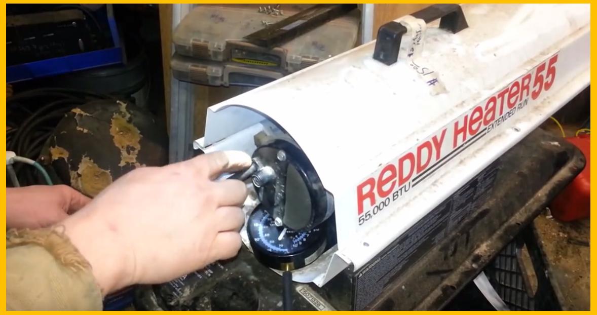 Video Diy Torpedo Kerosene Heater Repair And Operating