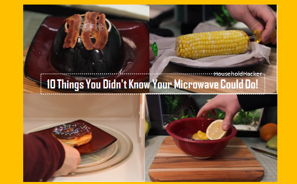 10_Things_You_Didn't_Know_Your_Microwave_Could_Do