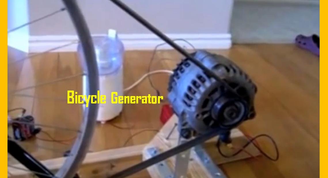 стоит велосипедный генератор 12 вольт своими руками баклажанный кружочек