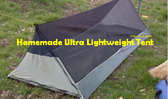 One Man Bivy Tent. - BRILLIANT DIY & Video] DIY Lightweight Tent. One Man Bivy Tent. - BRILLIANT DIY