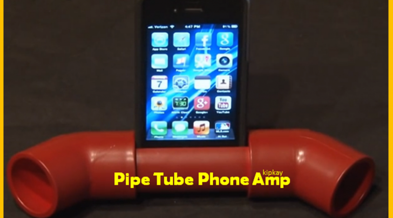 Pipe_Tube_Phone_Amp_DIY