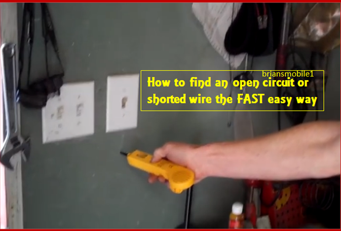 Video  Detects Open And Short Circuits In Wiring