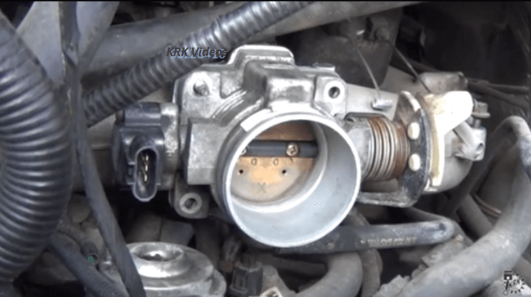 DIY Clean A Throttle Body And Idle Air Control Valve Of Your Vehicle