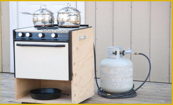 Off Grid Oven ~ Cook with easy using this diy portable off grid oven and