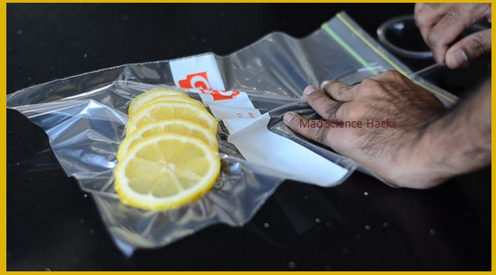 Diy vacuum sealer diy do it your self for How long does it take to build your own house