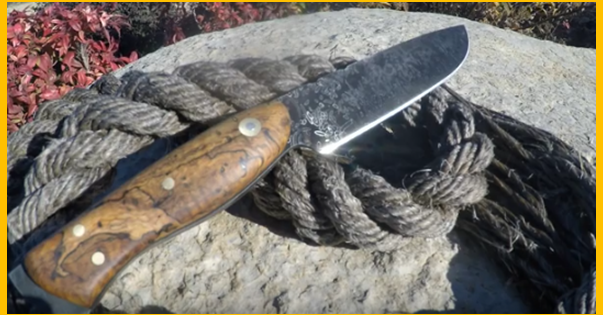Making_a_Knife_from_Fish_Hooks
