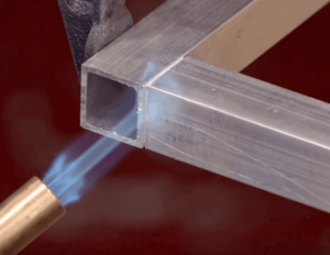 Weld Aluminum Without A Welding Machine With This Diy Brilliant Diy