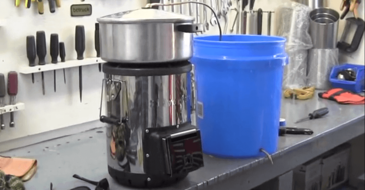 Do It Yourself Water Distiller ~ Video learn about water distillation and how you can
