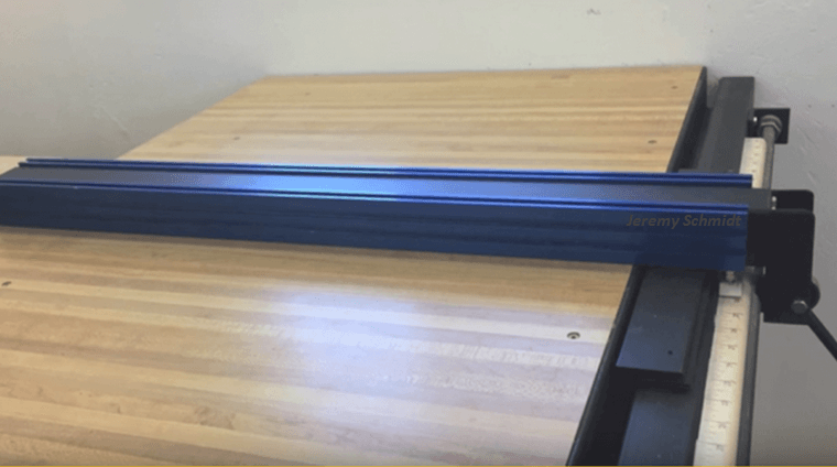Building An Incremental Table Saw Fence Made Easy Brilliant Diy