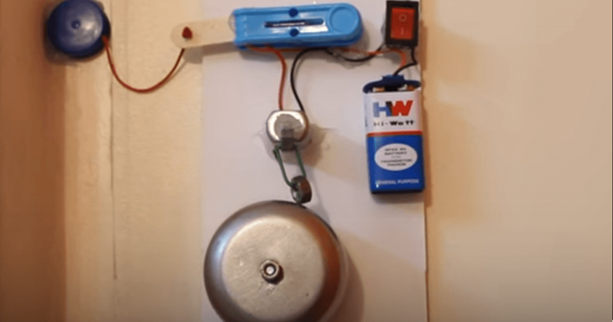 [Video] How To Make A Powerful Theft Alert Alarm. & How to make a Door Alarm - Theft alert Alarm Archives - BRILLIANT DIY Pezcame.Com