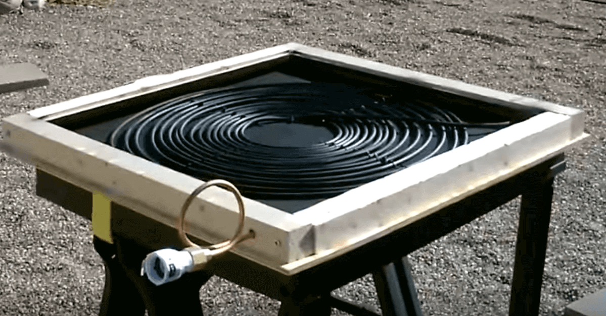 [Video] How To Start Making Portable Solar Thermal COPPER ...