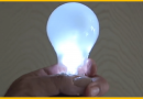 [Video] Pull A Prank On Your Friends Using This DIY Mysterious Lightbulb.