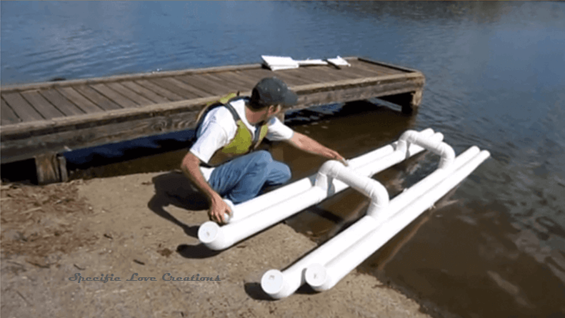 Pvc Pipe Dock - About Dock Photos Mtgimage Org