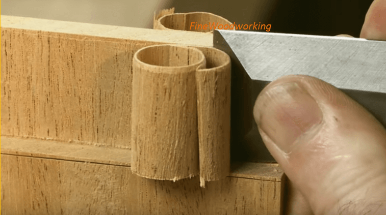 [Video] Tips And Tricks You'll Need To Use The Chisel For Hand-cut Joinery.