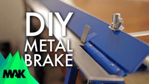 Homemade A Sheet Metal Bending Brake A Sheet Metal Bending