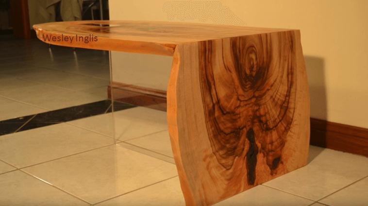 Floating Waterfall Coffee Table A Splendid Diy Project