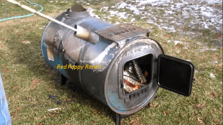 Watch As This Cheap DIY Barrel Stove Works Its Magic  - Page 2 of 2
