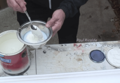 [Video] The Secret To Getting A Beautiful, Long-lasting Shine from Your Paints.