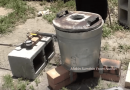[Video] Building A Robust Aluminum Foundry Furnace For Burning Metal.