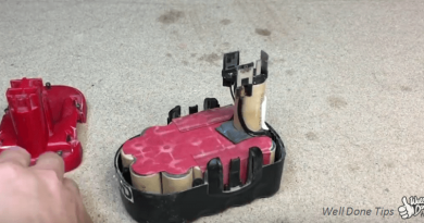[Video] Save Yourself From Buying New Batteries With This DIY NiMH Battery Repair Tutorial.
