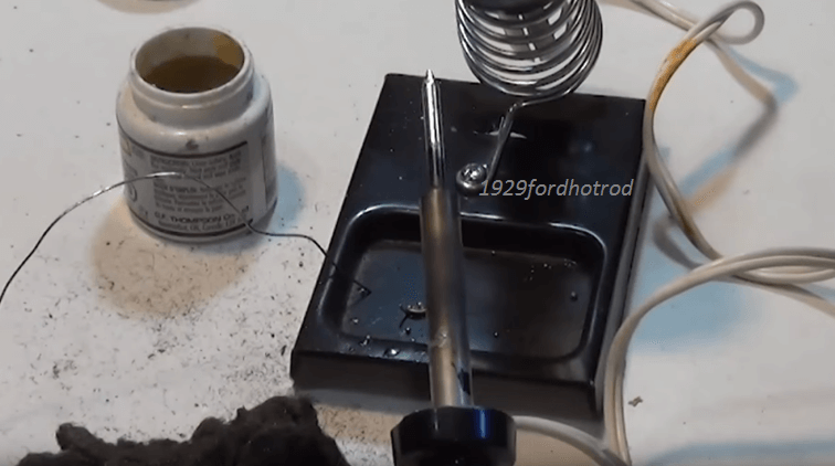 video why you should tin your new soldering iron s tips and more brilliant diy. Black Bedroom Furniture Sets. Home Design Ideas