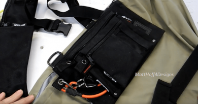 [Video] Add More Use To Your Wader By Adding In A Few More Pockets.