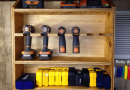 [Video] Building The Ultimate Cordless Drill Station At Home.