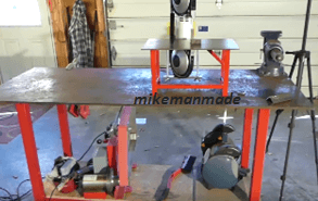 DIY Portable Band Saw Table: The Perfect Companion For Your