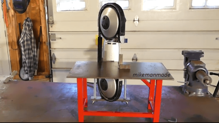 Diy Portable Band Saw Table The Perfect Companion For Your