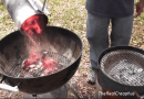 [Video] How To Barbecue: Using A Chimney Starter Does The Trick.