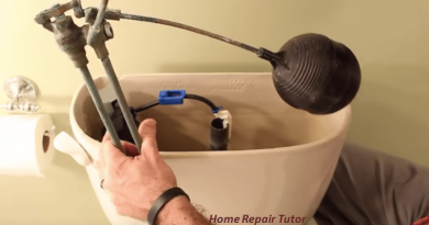[Video] How To Repair A Toilet That Keeps Running. Do It Yourself.