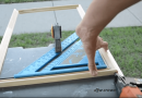 """[Video] Finish Carpentry Task: How To """"Lock Nail"""" On Your Own."""