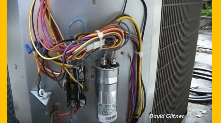Diy Repair How To Fix An Air Conditioning Unit Fan Not