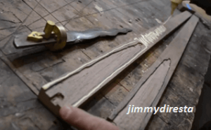 Make Your Own Sword In A Cane Fast And Easy  - BRILLIANT DIY