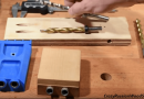 [Video] Making A Pocket Hole Jig On Your Own.