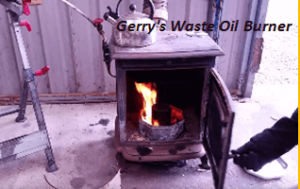 Video Fantastic Homemade Design For Waste Oil Heater
