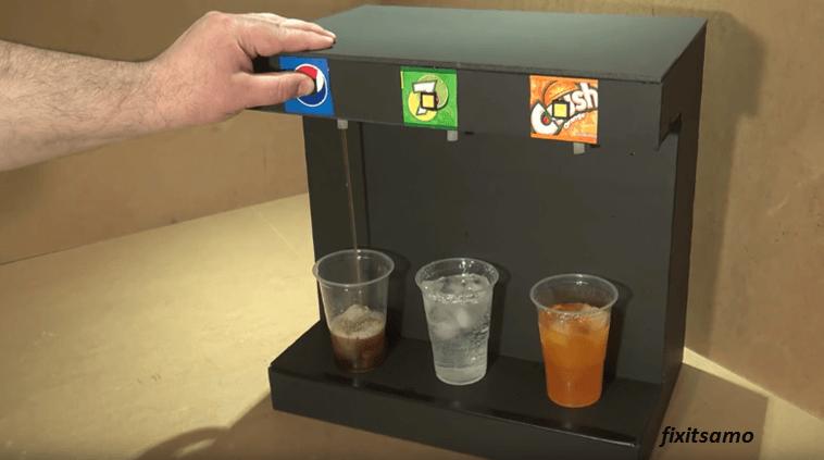 how to make cardboard claw machine