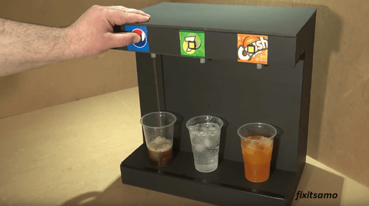 Video Easy Diy Soda Fountain Machine Page 2 Of 2