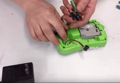 [Video] How To Make A Battery Powered Device Compatible With An AC Power Outlet.
