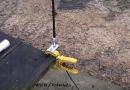 [Video] How To Make A Homebrew Ham Radio Antenna Mount With Very Simple Modifications And Parts That You Have Lying Around Your Shop.
