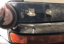 [Video] Need To Fix Nasty Headlights Fast? A Fool-proof Process In Cleaning The Headlights Of Your Car In Minutes.