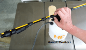 How To Add Any Length The Wand Of Your Garden Sprayer