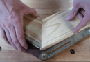 [Video] Tips And Tricks: How To Use A T-Bevel For Your Projects.