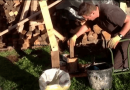 [Video] Homemade Fuel Formula: Sawdust Plus Used Oil.