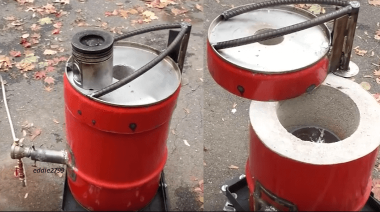 Video How To Build A Metal Foundry Furnace With Kaowool