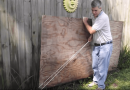 [Video] One Man Carry Tips: How To Move Plywood by Yourself Using Three Simple Methods.