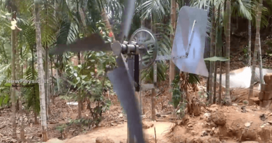 [Video] A Tutorial On Homemade Wind Turbines.