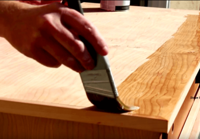 [Video] Choosing A Wood Finish: The Right Choice We Should Make.